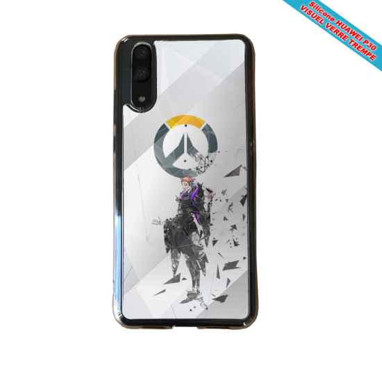 Coque Silicone Galaxy S10 Lite Fan de BMW sport version super héro