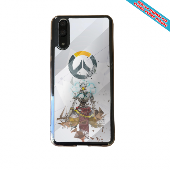 Coque Silicone Galaxy S10 verre trempé Fan de BMW sport version super héro