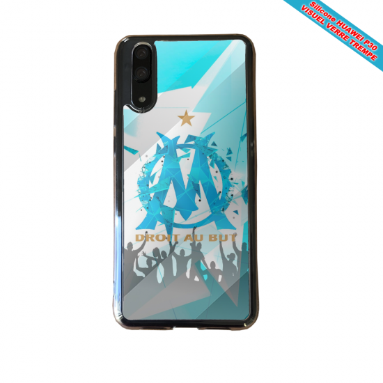 Coque Silicone Galaxy S10 Fan de BMW sport version super héro