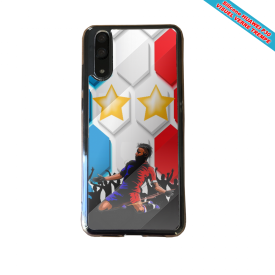 Coque Silicone Galaxy S9 PLUS Fan de BMW sport version super héro