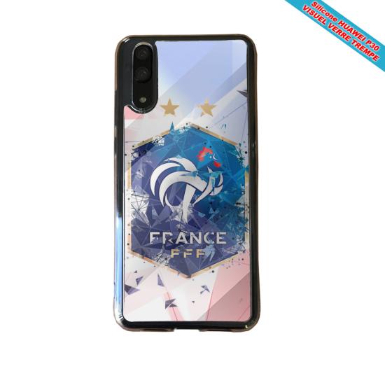 Coque Silicone Galaxy S9 verre trempé Fan de BMW sport version super héro