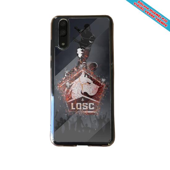 Coque Silicone Galaxy S9 Fan de BMW sport version super héro