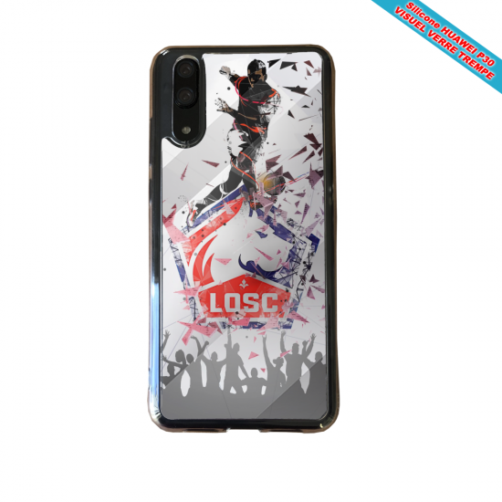 Coque Silicone Galaxy S8 Fan de BMW sport version super héro