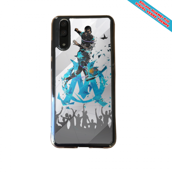 Coque Silicone Galaxy S7 Fan de BMW sport version super héro