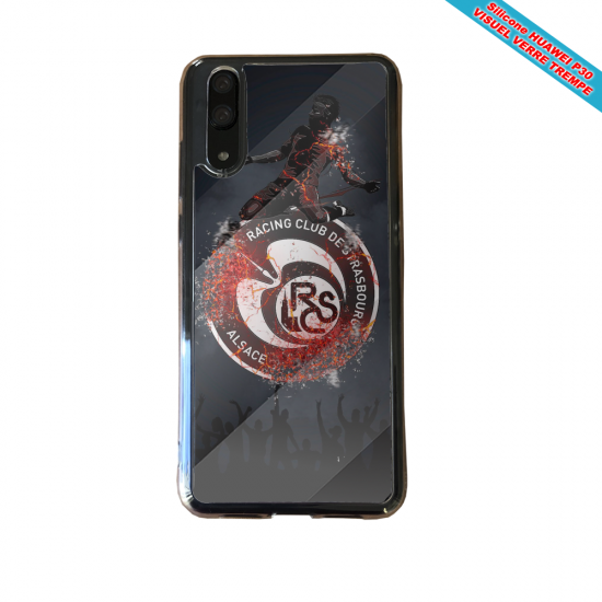 Coque Silicone Galaxy S6 EDGE Fan de BMW sport version super héro
