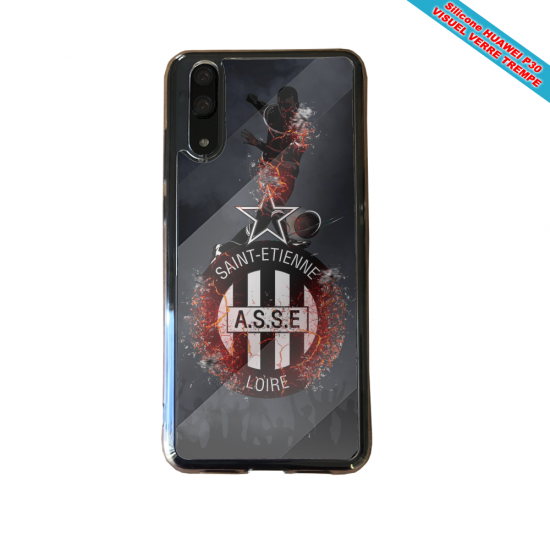 Coque Silicone Galaxy S6 Fan de BMW sport version super héro