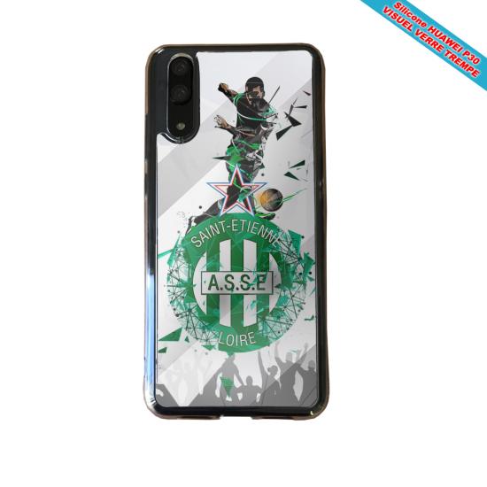 Coque silicone Galaxy J8 Fan de BMW sport version super héro