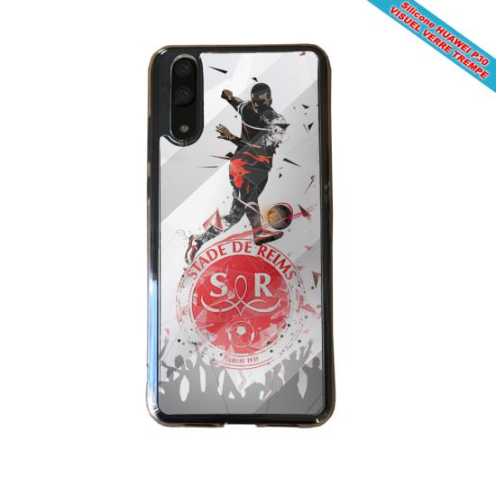 Coque silicone Galaxy J7 2018 Fan de BMW sport version super héro