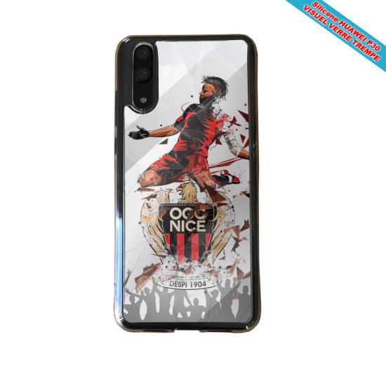 Coque silicone Galaxy J7 2016 Fan de BMW sport version super héro