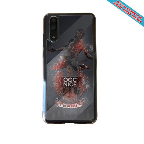 Coque silicone Galaxy J6 PLUS Fan de BMW sport version super héro