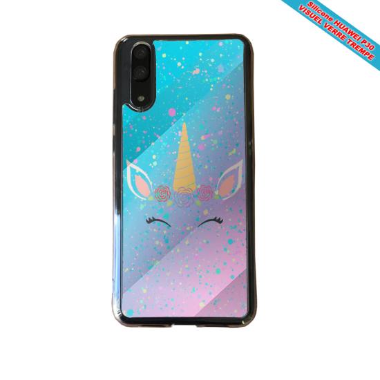 Coque silicone Galaxy J3 2018 Fan de BMW sport version super héro