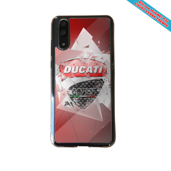 Coque silicone Iphone SE 2020 verre trempé Fan de BMW sport version super héro