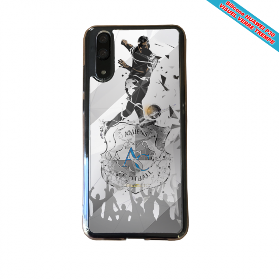 Coque silicone Iphone SE 2020 Fan de BMW sport version super héro