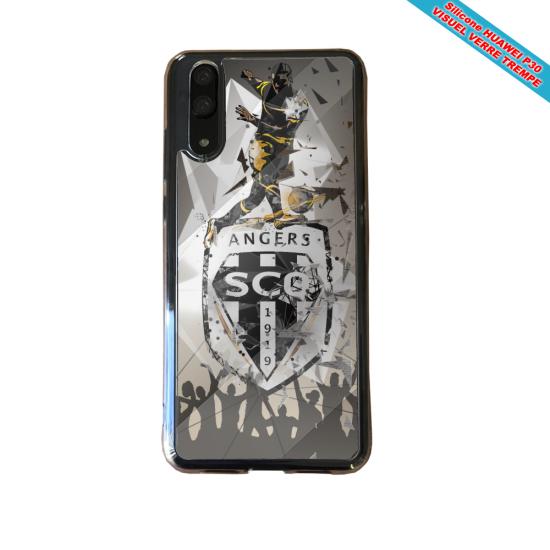Coque silicone Iphone 11 Pro Max Fan de BMW sport version super héro