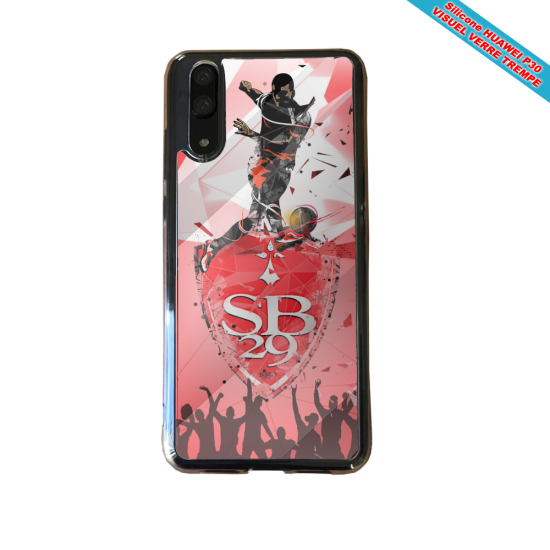 Coque silicone Iphone 11 Pro Fan de BMW sport version super héro
