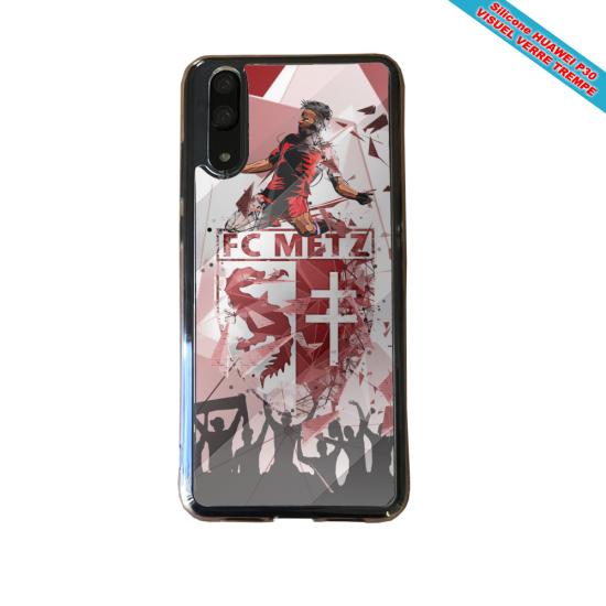 Coque silicone Iphone 11 Fan de BMW sport version super héro