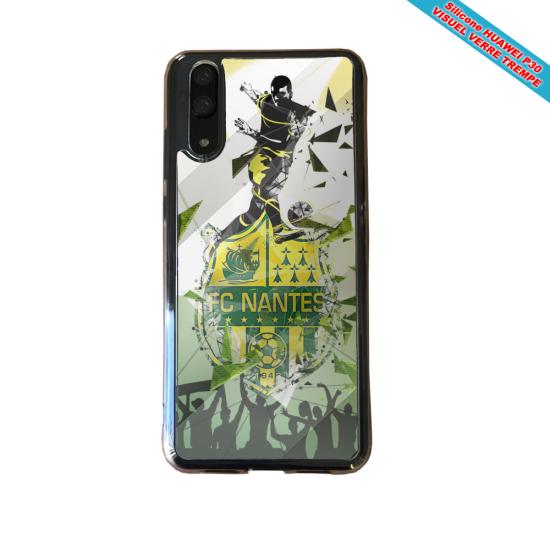 Coque silicone Iphone XS MAX Fan de BMW sport version super héro