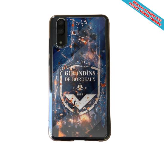 Coque Silicone iphone 7/8 PLUS Fan de BMW sport version super héro