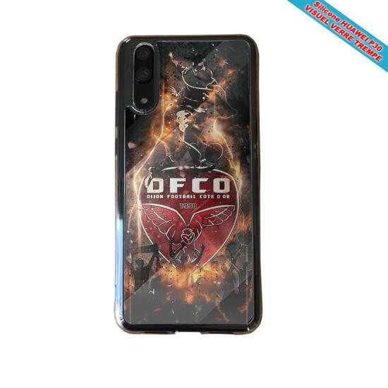 Coque Silicone iphone 7/8 Fan de BMW sport version super héro