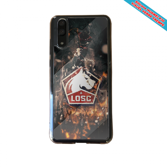 Coque silicone Iphone 6 PLUS Verre Trempé Fan de BMW sport version super héro