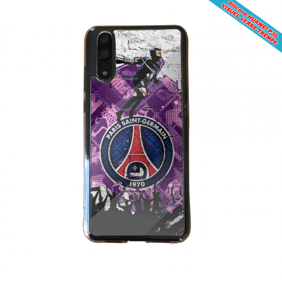 Coque Silicone Galaxy S20 PLUS Flamant rose