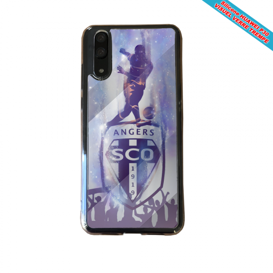 Coque Silicone Galaxy S10 Flamant rose