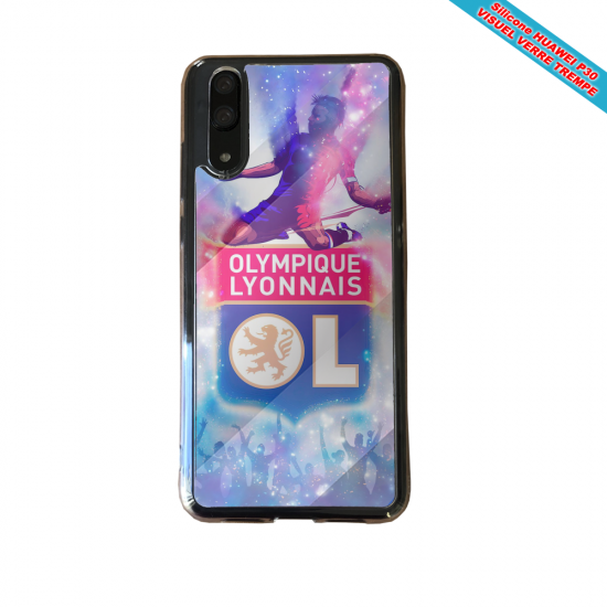 Coque Silicone Galaxy S8 PLUS Flamant rose
