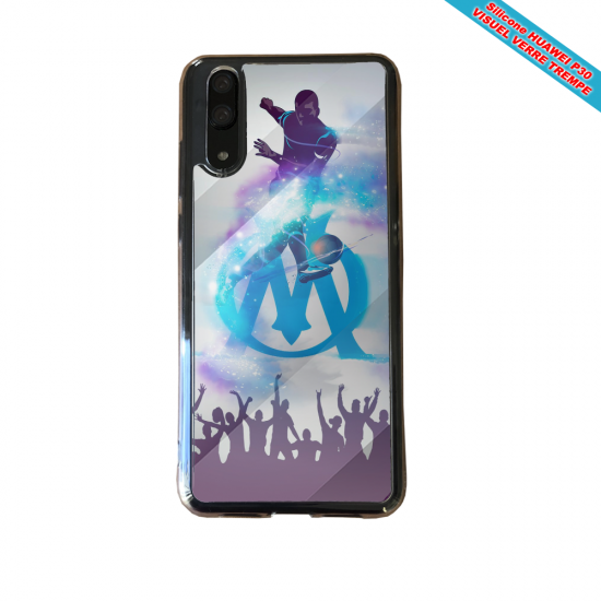 Coque Silicone Galaxy S8 Flamant rose