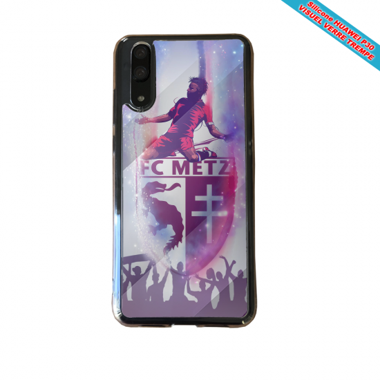 Coque Silicone Galaxy S7 EDGE Flamant rose