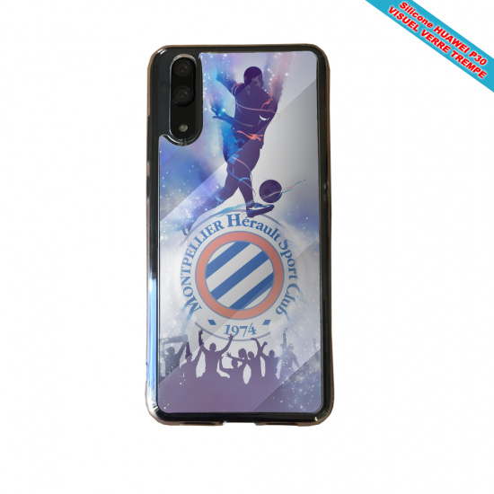 Coque Silicone Galaxy S6 EDGE Flamant rose