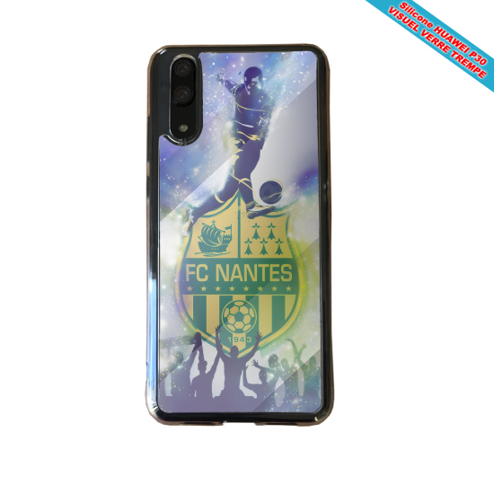 Coque Silicone Galaxy S6 Flamant rose