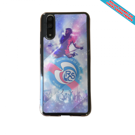 Coque silicone Galaxy J5 2017 Flamant rose