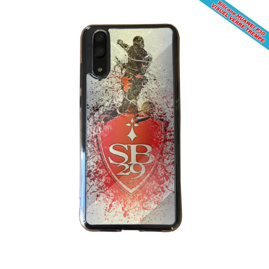 Coque silicone Galaxy J3 2018 Flamant rose