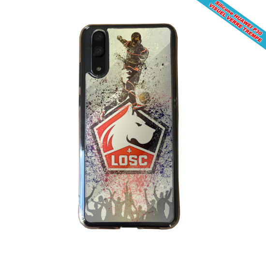 Coque silicone Galaxy J3 2016 Flamant rose