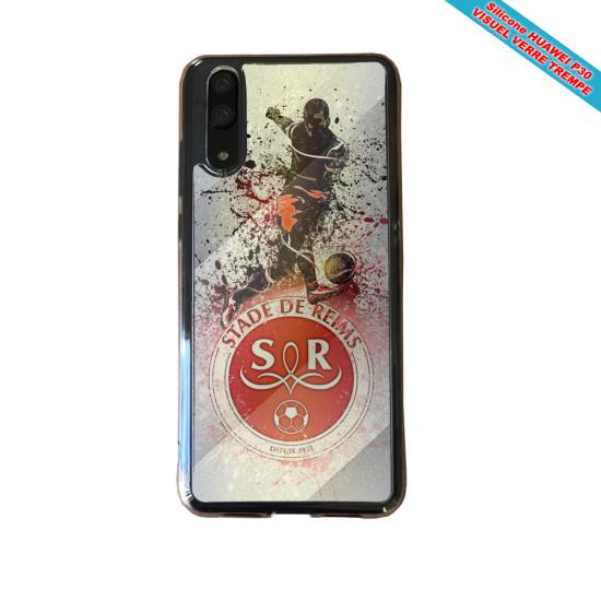 Coque silicone Iphone 11 Pro Max Flamant rose