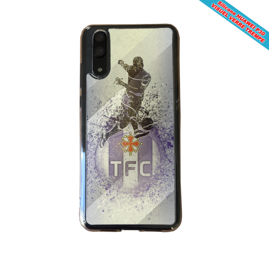 Coque silicone Iphone 11 Flamant rose