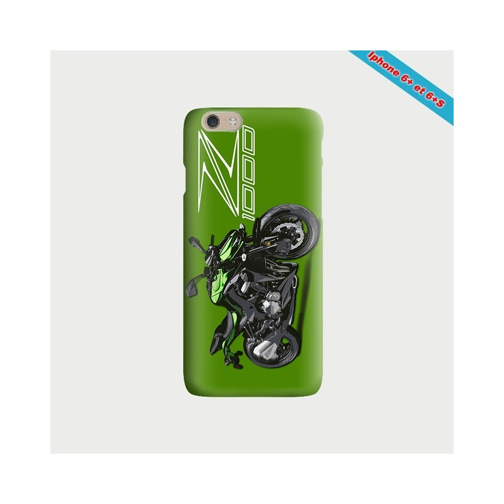 Coque iphone 6 et 6S mister T Fan de Boom beach