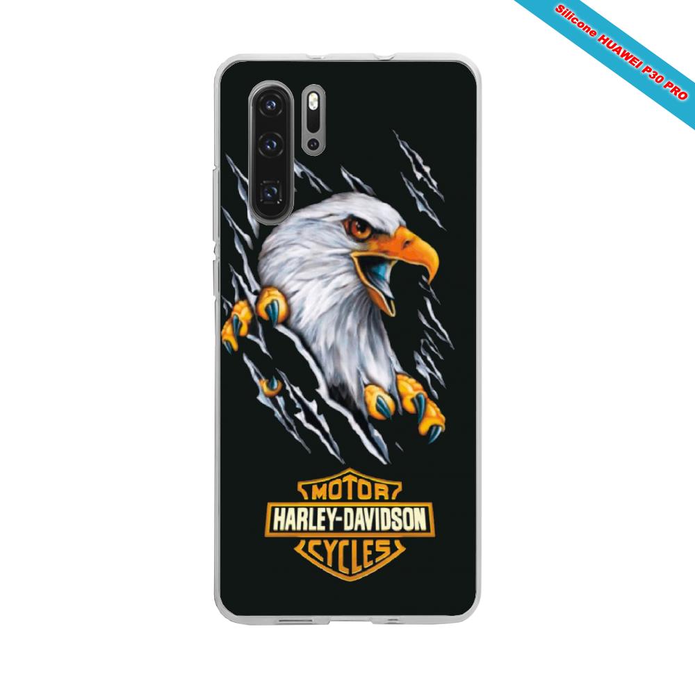 Coque silicone Iphone SE 2020 Hibiscus rouge
