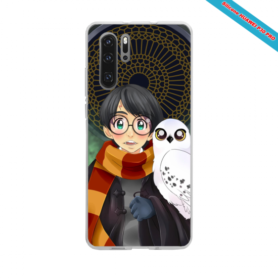 Coque Silicone Galaxy S6 Hibiscus rouge