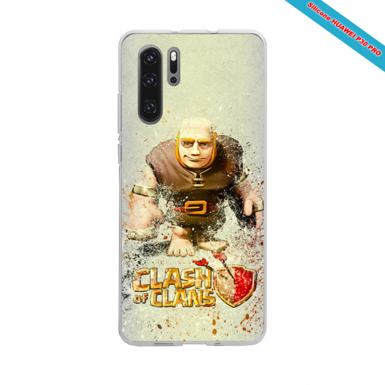 Coque Silicone Galaxy S20 Hibiscus rouge