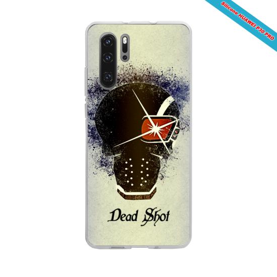 Coque Silicone iphone 7/8 PLUS Verre trempé Fan de The Rolling Stones géometrics