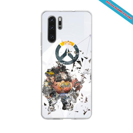 Coque silicone Galaxy J4 CORE Fan de The Rolling Stones géometrics