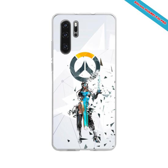 Coque Silicone Galaxy S9 Fan de The Rolling Stones géometrics
