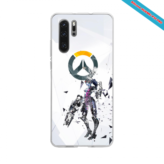 Coque Silicone Galaxy S9 PLUS Fan de The Rolling Stones géometrics