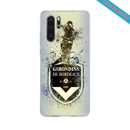 Coque silicone Galaxy J6 PLUS Fan de The Rolling Stones super hero