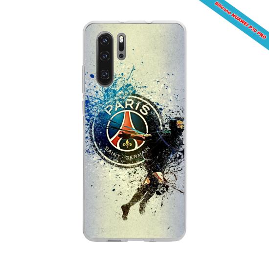 Coque silicone Galaxy J8 Fan de The Rolling Stones super hero