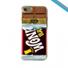 Coque silicone Huawei P40 Lite Fan d'Harley Davidson skull