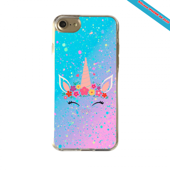 Coque silicone Huawei P40 Pro Fan de BMW version super héro