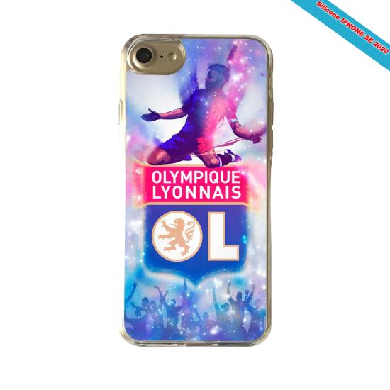 Coque silicone Huawei P40 Lite E Panda avec des coeurs