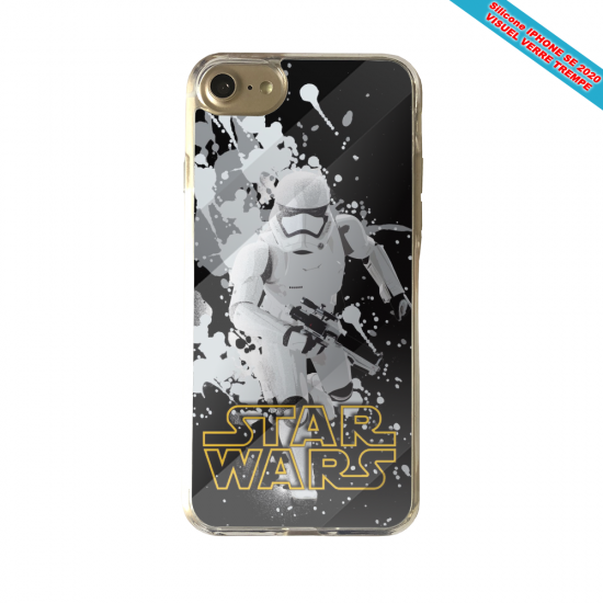 Coque Silicone Note 9 Fan d'Overwatch Winston super hero